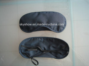 Simple Solid Color Cotton Eye Mask pictures & photos