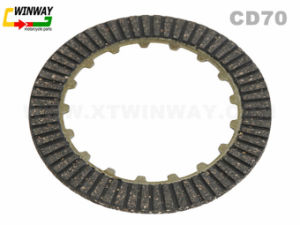 Ww-5336 CD70 Motorcycle Clutch Plate pictures & photos