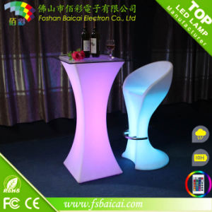 LED Furniture LED Table LED Chairs pictures & photos