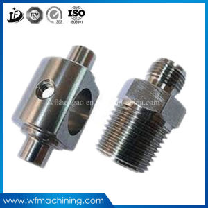 OEM Metal Precision CNC Machining/Turning/Lathe Sewing Machine Parts pictures & photos