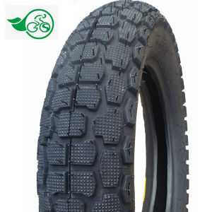 High Quality Tubeless Motorcycle All-Steel Cover Tyre 130/90-15 pictures & photos