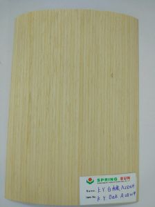 China Natural Wood Veneer for Furniture pictures & photos