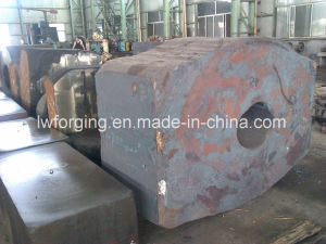 Bearing Block Forged Free Forging Chock pictures & photos