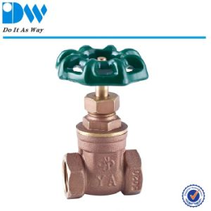 Brass Gate Valve for Middle East Countryies pictures & photos