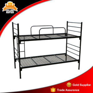 Metal Double Bed pictures & photos