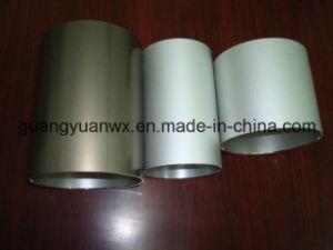 Anozied Seamless Aluminum Alloy Extruded Tube 6082 pictures & photos