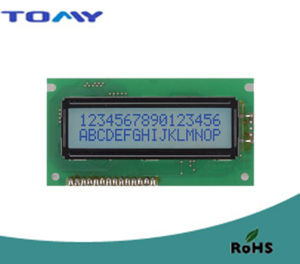 Stn LCD Auto Display with Gray Background pictures & photos