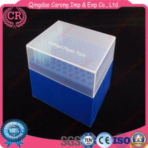 Medical Laboratory Autoclavable Empty Pipette Tip Box pictures & photos