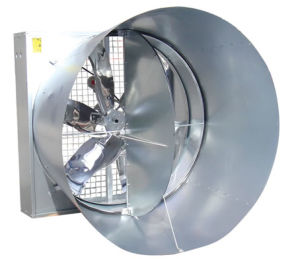 Livestock House Ventilation Cooling Shutter Exhaust Fan