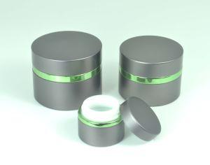Empty Luxury Cream Aluminum Jar pictures & photos