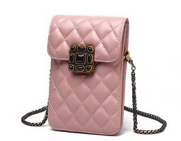2017 Fashion Female Change Purse Mini Inclined Chain Bag (LDO-01687) pictures & photos