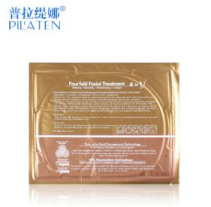 Pilaten Whitening Moisturizing Pore Minimizing Collagen Crystal Facial Mask pictures & photos