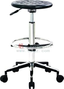 Hot Sale Lab Furntiure Adjustable Lab Chair with Leather Seat pictures & photos