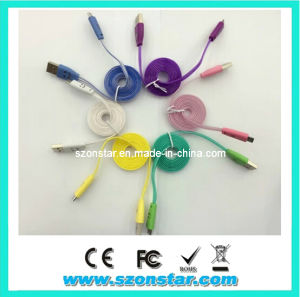 LED Lighting USB Cable for Smart Phone