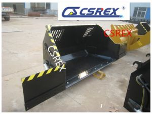 Compact Skid Steer Wheel Loader Attachments pictures & photos