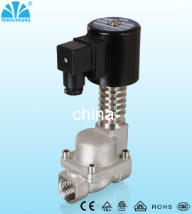 High Temperature Solenoid Valve (YCPG31)