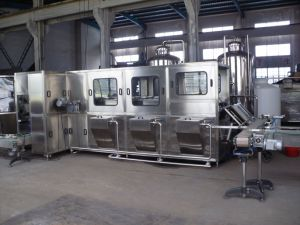 Full Automatic 20 Liters Bottled Water Bottling Plant pictures & photos