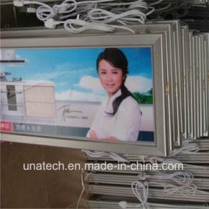 Aluminium Snap Frame Super Slim Ads LED Public Advertising Elevator Lift Lightbox pictures & photos