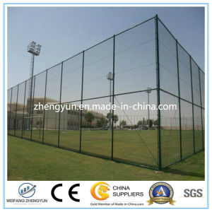 High Quality Chain Link Fence/Best Price Diamond Wire Mesh pictures & photos