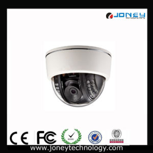 Plastic Built-in 3 Axis Bracket Varifocal Dome Camera with 720p Resolution pictures & photos