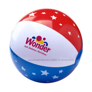 En71 Certificated PVC Inflatable Beach Ball with Customer Logo pictures & photos