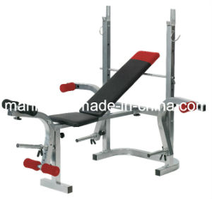 Weight-Lifting Bench Body Building Equipment pictures & photos