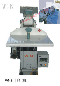 High Efficiency Computer Control Suit Press Machine (Sleeve Seam) with Super Ironing Effect