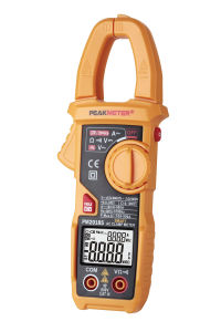 6000 Counts Tester Pm2018s Super Smart AC Digital Clamp Meter