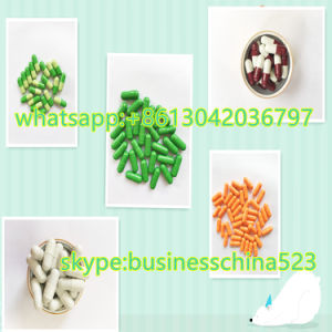 Private Label Green Soft Gel Lose Weight Pill with Price pictures & photos