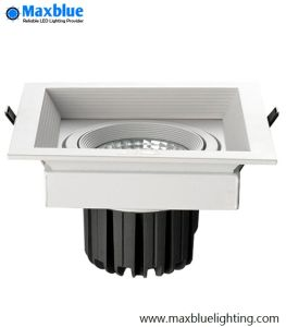 20W CREE COB LED Grille Light pictures & photos