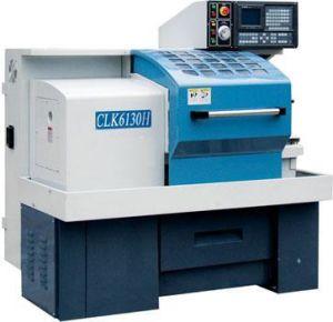 Lathe Machine CNC with CE Approved (Mini CNC Lathe CLK6130E) pictures & photos