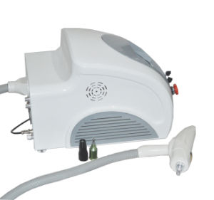 Q Switch ND YAG Laser Pigmentation Scar Acne Tattoo Removal Laser Beauty Machine pictures & photos