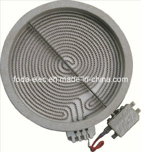 Duplex Winding Ceramic Infrared Coil Radiant Heating Coil/Element/ Plate/Hob/Burner