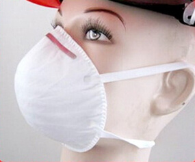 Non-Woven Medical Dust Mask with CE & ISO pictures & photos