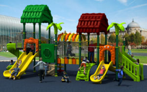 Wood Series Outdoor Playground HD15A-025A pictures & photos