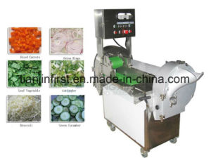 Best Price Stainless Steel 304 Multifunctional Vegetable /Fruit Cutter Machine pictures & photos