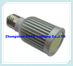 Yaye Hot Sell COB 7W/8W/9W LED Spotlight & LED Bulb with CE/RoHS Approval (YAYE-GTCOB9WC) pictures & photos