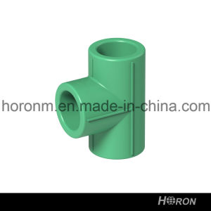 Water Pipe-PPR Pipe-PPR Tube-PP Pipe-Plastic Pipe-Green PPR Pipe pictures & photos
