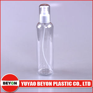 250ml Pet Cylinder Bottle with SGS Certification (ZY01-B115) pictures & photos
