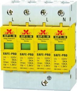 Surge Proctect Device /Surge Arrester (class 3 protection) pictures & photos