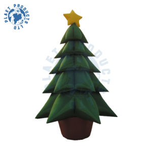 Inflatable Christmas Tree with Yellow Star (41018)