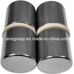 Nm-88 Round NdFeB Magnet with 5mm Diameter From China Amc pictures & photos