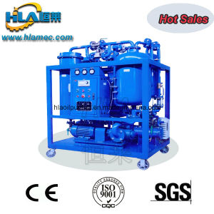 Single Stage Vacuum Transformer Dielectric Oil Purifier Device pictures & photos