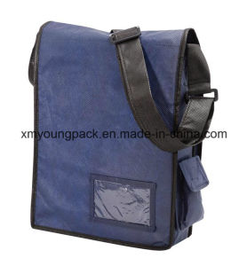 Promotional Eco Friendly Non-Woven Conference Satchel Bag pictures & photos