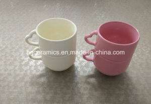 Coffee Mug, Heart Handle Coffee Mug, Coffee Mug, Coffee Cup pictures & photos