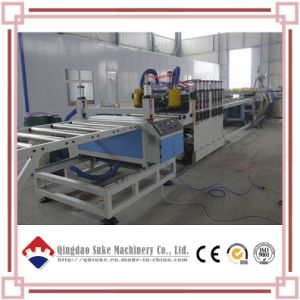 PVC Foam Sheet Extrusion Making Machine (SJSZ80X156) pictures & photos