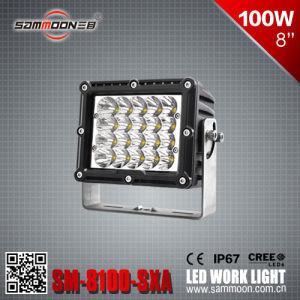 8 Inch 100W (20PCS*5W) CREE LED Car Work Driving Light (SM-8100-SXA)