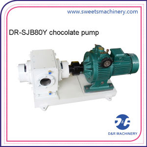Iron Chocolate Dosing Feeding Pump Chocolate Pump with Paint pictures & photos