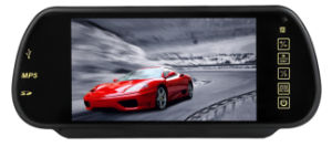 7inch Reariview Mirror Monitor with USB/SD/Bluetooth pictures & photos