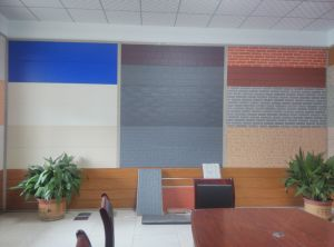Embossed Metal Coating Insulated Wall Panel pictures & photos